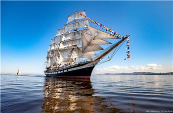 SCF Far East Tall Ships Regatta 2018