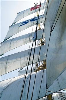 The sails of Mir